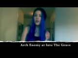Arch Enemy at Into the Grave 2017