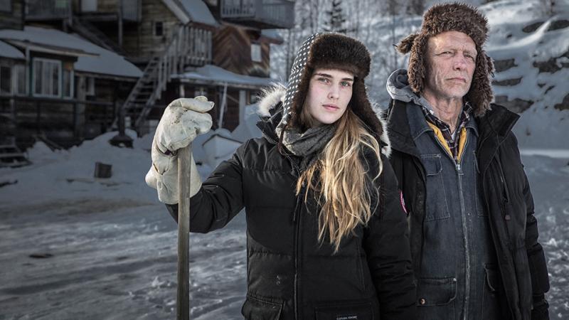 Discovery. Мятежники ледяного озера трейлер