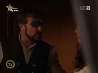 Сериал Зорро Шпага и роза (Zorro La espada y la rosa) 003 серия