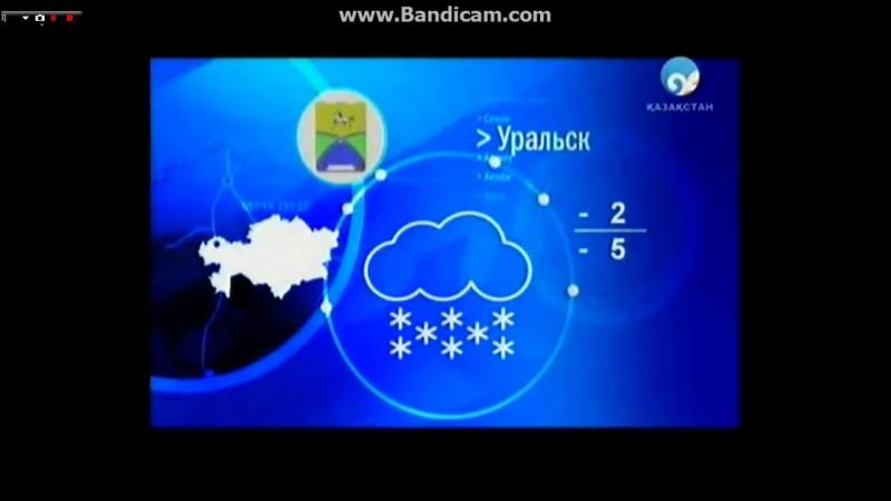 Прогноз погоды (Казахстан, 2010)