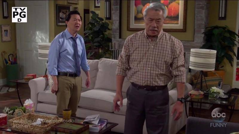 Доктор Кен Dr. Ken 2 сезон 4 серия Промо Dr. Ken Child Of Divorce HD