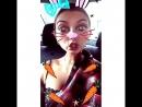 Hailey (via) Snapchat