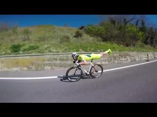 Аэродинамика в действии