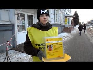 #Денис - 15-летний волонтер! #Вологда. #ГужевTV