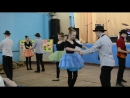 Студия спортивного,эстрадного танца Магия, Рок-н-ролл у сцены экстремальные условия.