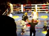 Чемпион по муай тай против чемпиона по боксу, Рандами - Холм сегодня ночью.