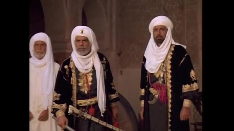 Принц пустыни Il principe del deserto 1991 Рутгер Хауэр 2 серия