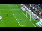Ryan Babel (Beşiktaş) goal against Gençlerbirliği [3-0]