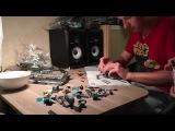 Сборка LEGO Star Wars 75055