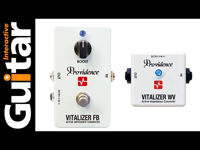 Providence FB and WV Active Impedance Converter Pedals Review