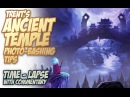 Ancient Temple painting - Photo bashing tips