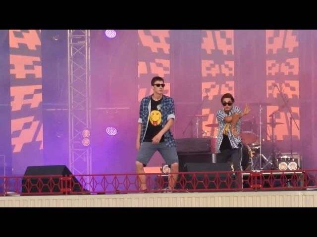 А24   Ачинск: концерт в День Металлурга-2016. Смай;)лики