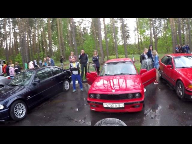 BMW Club Мозырь. Открытие сезона - Часть2.
