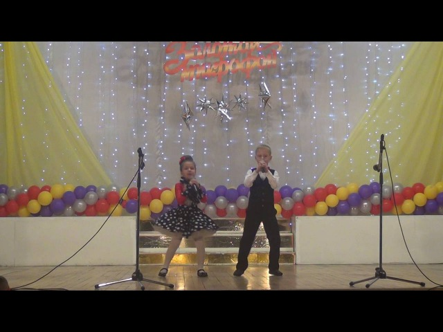ЗМ 2016 - Дуэт Веденьева Рвачев - Наш сосед