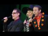 Danny Elfman, Catherine O'Hara, &amp Paul Reubens - Kidnap the Sandy Claws -Live