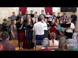 Молодёжный хор церкви г. Дятьково