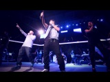 Kool Savas &amp Xavier Naidoo feat. Carizar &amp Think Big family sky is the limit live