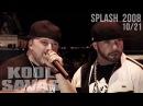 Kool Savas - Splash! 2008 10/21 Guck my Man Official HD Live-Video 2008
