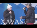 XAVAS Lass nicht los Live beim Top of the Mountain in Ischgl 2013