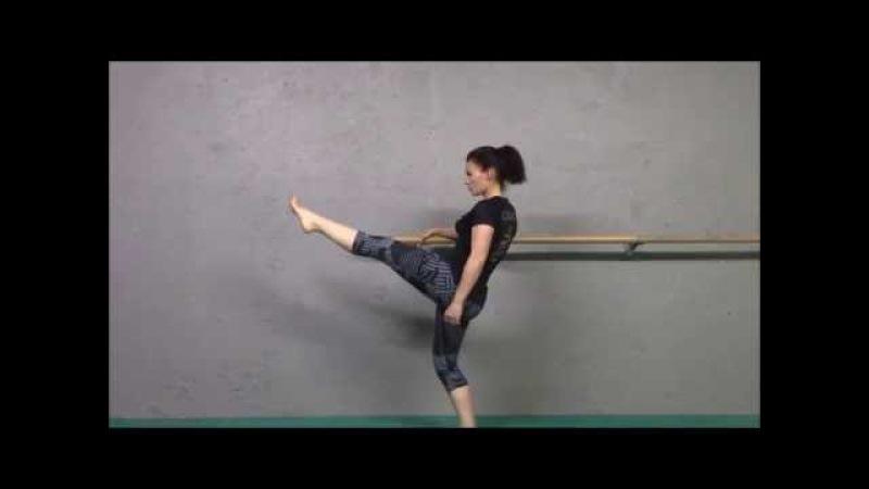 Renforcement musculaire coups de pieds - SF Karate Training
