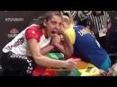Insane Female Arm Wrestle | Hilarious!