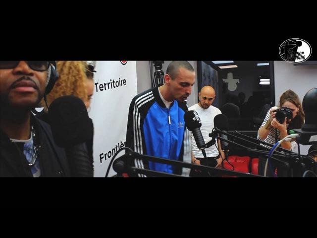 Alibi Montana, Balastik Dogg, De2s, Dj Idem, Mac Manu - Epidemix/LaFrenchConnect Freestyle