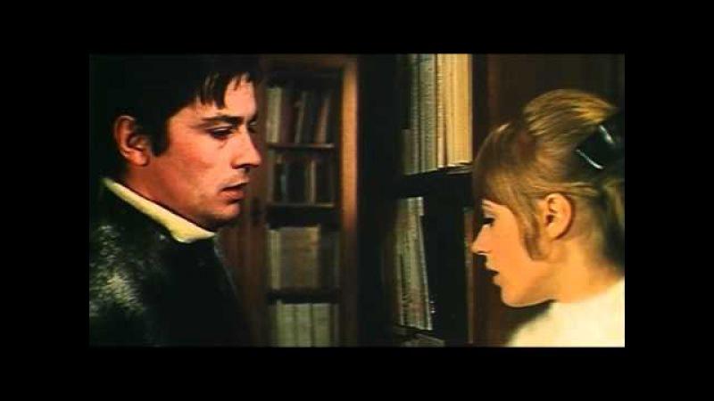 AlainDelon - Scenes from GOAM 1968 1/2