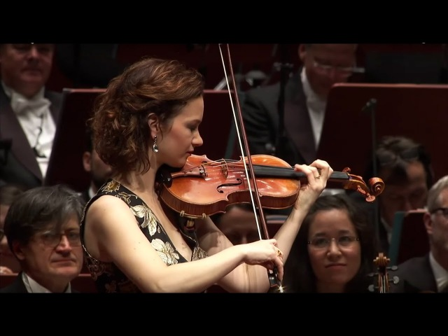 J.S. Bach 3. Partita (Gigue) ∙ Hilary Hahn