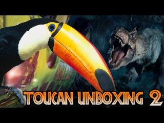 Toucan Unboxing- Jurassic Park Break-Out T-Rex (#2)
