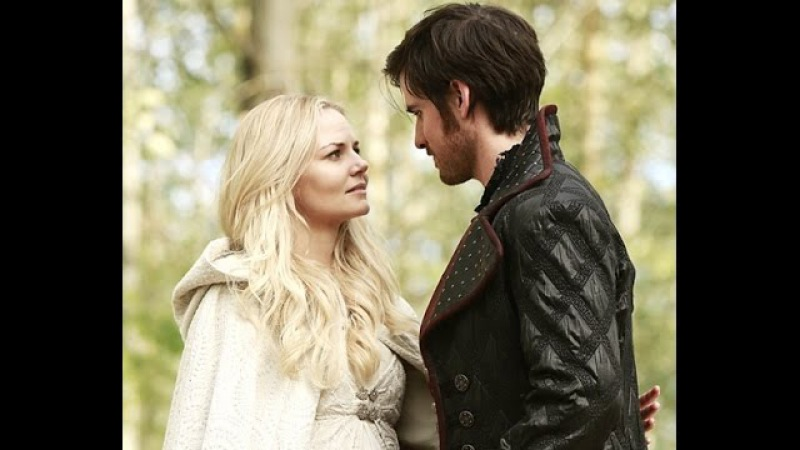 My Top 15 Emma and Hook Moments (CaptainSwan)