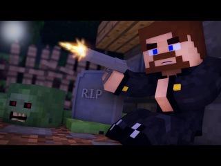 ВОЙНА С БАНДИТАМИ - Minecraft DayZ