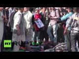 Взрыв прогремел на демонстрации в Кабуле, 61 человек погиб
