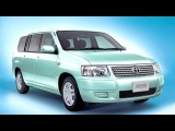 Toyota Succeed Wagon CP50