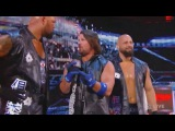 AJ Styles and The Club Are Going To Beat Up John Cena