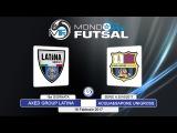 Serie A Axed Group Latina vs Acqua&ampSapone Unigross - highlights