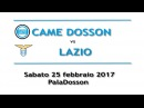 17 Giornata SERIE A 17a-Highlights - CAME DOSSON-LAZIO 5-1 (3-1 p.t.)