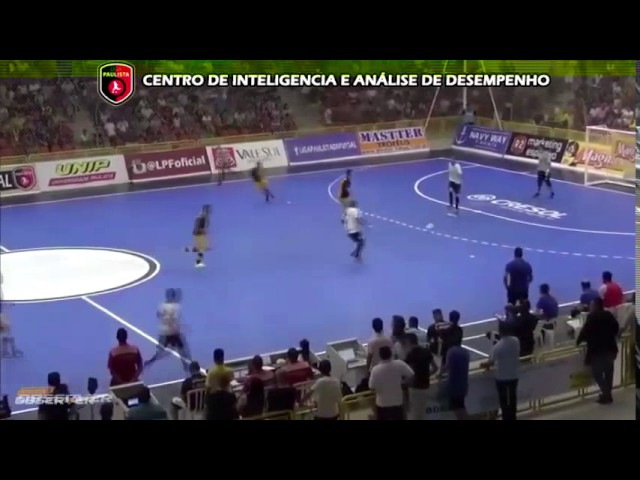 Выход из под прессинга (футзал, мини-футбол, futsal, futbol sala)