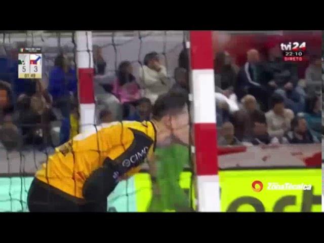 Розыгрыш лишнего (футзал, мини-футбол, futsal, futbol sala)