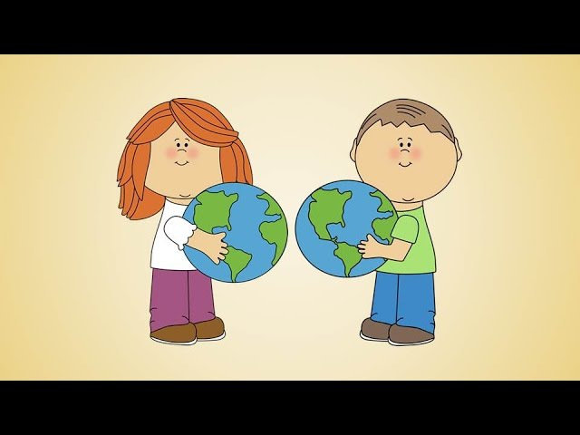Почему происходит смена дня и ночи Энциклопедия для детей