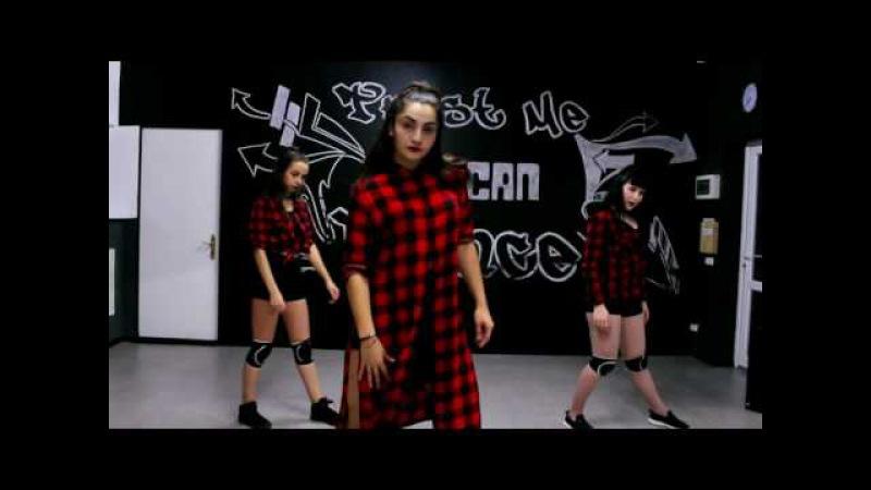 Tinashe–Super love Jazz Funk by Яна Данелян All Stars Dance Centre 2016