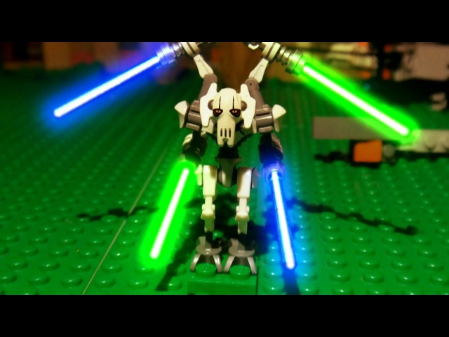 LEGO STAR WARS THE CLONE WARS DROID INVASION
