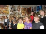 Открытие юбилейной выставки студии