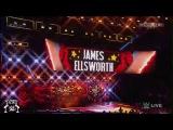 James Ellsworth SmackDown Live's Entrance WWE Argentina