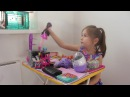 Монстер Хай и Эвер автер Хай пекут торт Monster High и Ever after High празднуют день рождение