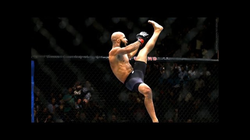 Demetrious Mighty Mouse Johnson || Highlights HD (prod. by FIFTY VINC)