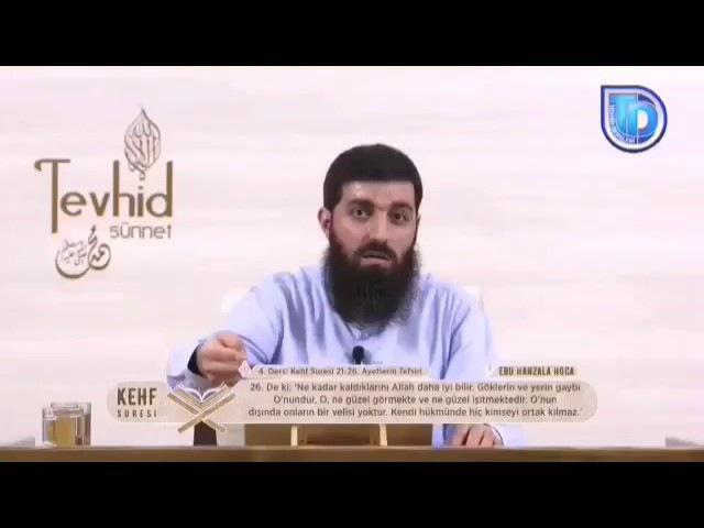 Fethullah Gülene KAFİR Diyenler !! Hani Dinde TEKFİR Yoktu 😂 Ebu Hanzala Hoca