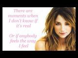 Hugh Grant &amp Haley Bennett - A Way Back Into Love (lyrics)