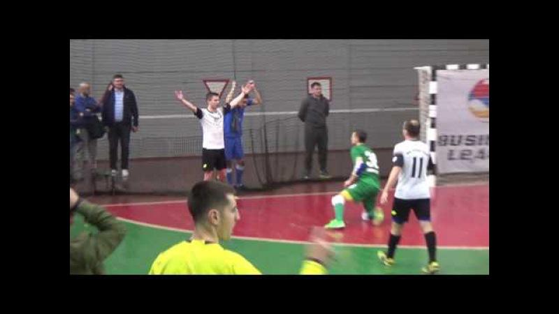 Лигa В Финал ИНТЭКС КОМ 3 1 ДЕН Highlights Business League Бизнес Лига