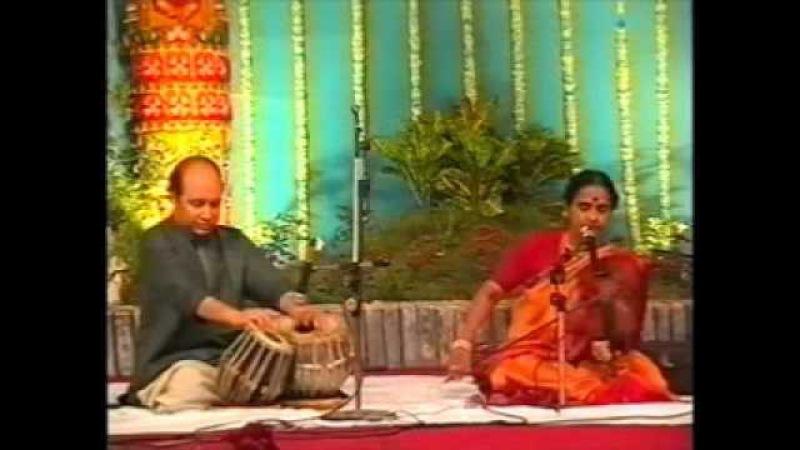 Dr Rajam Pt Banerjee (Raag Jaijaivanti - Violin Tabla) Shri Mataji Birthday 1998 Sahaja Yoga Music