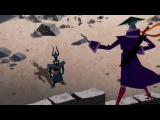 Night of Nights (Samurai Jack Scaramouch Remix) YTPMV